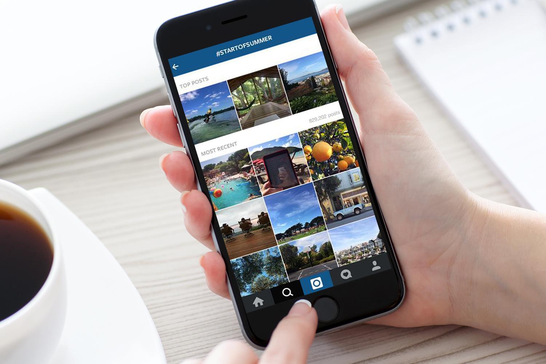 Instagram-Explore